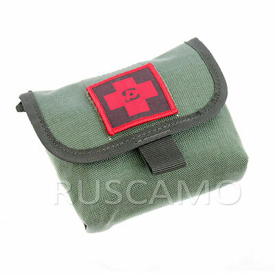 Medical pouch for personal emergency bandage