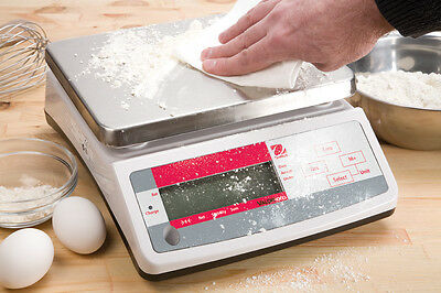 OHAUS VALOR V11P6T 6000g 1g MULTIPURPOSE COMPACT FOOD SCALE 2YR WARRANTY