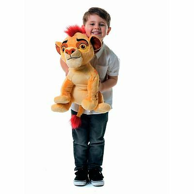Lion Guard Large Kion Plush - extra- large in size for extra cuddles - Brand New