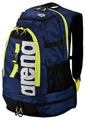 Arena Fastpack 2.1 Swim Bag - Royal/Fluo Yellow
