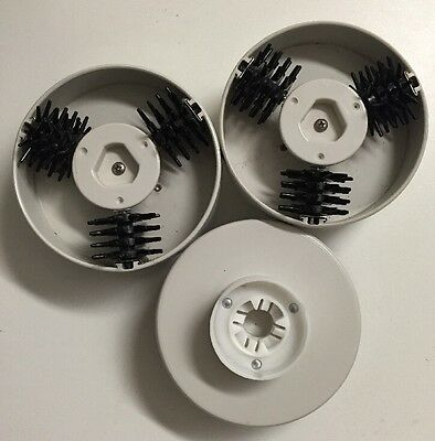 Set of 3 Electrolux Epic Floor Pro Carpet Nap Lifters Brush Heads