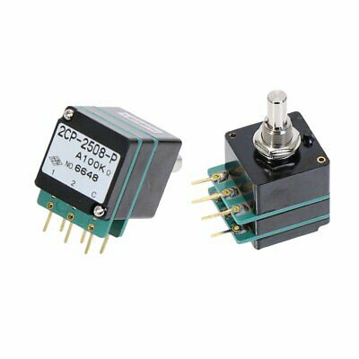 Japan TKD Tokyo light sound 2cp-2508 HI-END double sound track potentiometer