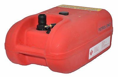 New Era Petrol Fuel Tank - 28Ltr - 38MM Deck Filler Brand *Quality Aust Made*