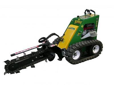 Trencher Hire $259 PER DAY