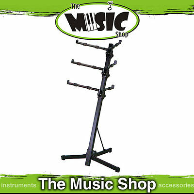 New CPK Deluxe 3 Tier Keyboard Stand - Holds 3 Keyboards! - KS144