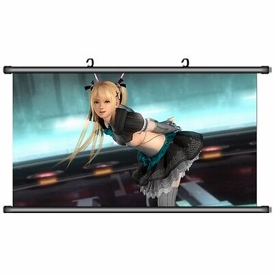 Dead Or Alive Xtreme Marie Rose Poster Wall Painting Scroll Painting 90*50cm