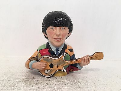 Manor Collectables George Harrison Limited Edition Toby Jug 548 of 1963 *MINT*