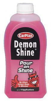 CarPlan Demon Shine 1Ltr Pour On Shine.