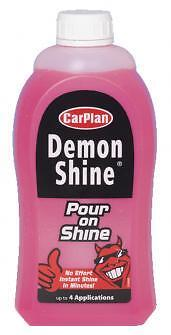 CarPlan Demon Shine 1Ltr Pour On.