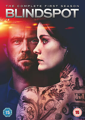Blindspot - Season 1 [2016] (DVD)