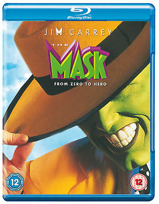 The Mask [2016] [Region Free] (Blu-ray)