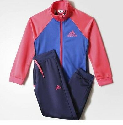 Girls Adidas Original Tracksuits