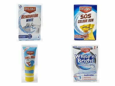 Dylon Whiteners & Stain Removers