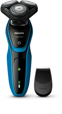 NEW Philips - S5050/06 - AquaTouch Wet & Dry Shaver from Bing Lee