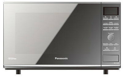 NEW Panasonic - NN-CF770M - 27L Flatbed Microwave Oven from Bing Lee