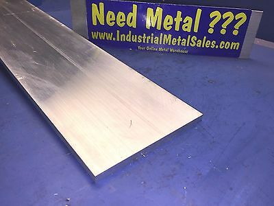 "5/16"" x 5"" x 12""-Long 6061 T6511 Aluminum Flat Bar-->.312"" x 5"" 6061 MILL STOCK"