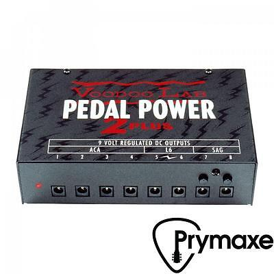 Voodoo Lab Pedal Power 2 Plus Power Supply 120 volts