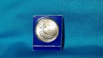 2009-P Us Virgin Islands Qtr Brilliant Uncirculated In *mint Cello*
