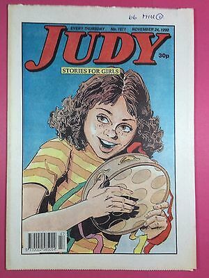 JUDY - Stories For Girls - No.1611 - November 24, 1990 - Comic Style Magazine