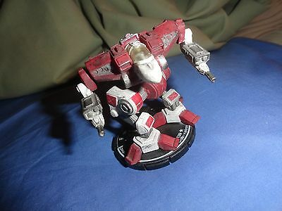 Mech Warrior Dark Age #139 Collin Yukinov Figure Wizkids 2002