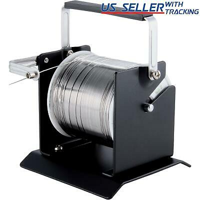 Delcast Solder Dispenser Wire Spool Holder Metal Stand