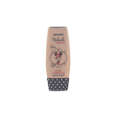 Maquillaje Beter mujer MINNIE base de maquillaje fluido #2-natural beige 35 ml