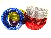 Racing Go Kart  Fuel Line 1/4 Inch Hose Blue Orange Red Purple Yellow Clear