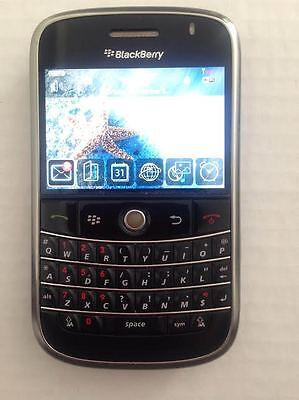 Blackberry 9000 Bold Unlocked Cell Phone Very good condition