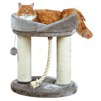 Trixie Scratching tree Marcela grey for cats, NEW