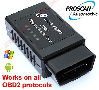 New ELM327 Bluetooth OBD 2 CAN V1.4 Scan Tool suitable for Nissan Data Scan