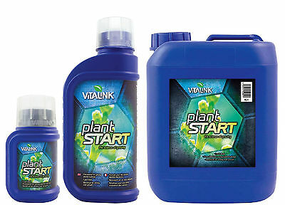 Vitalink Plant Start 250ml 1L 5L For Young Plants Seedlings And Cuttings