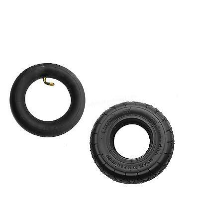 "200 x 50 (8""x2"") Scooter Tire & Inner Tube Set for Scooters High Quality GBNG"