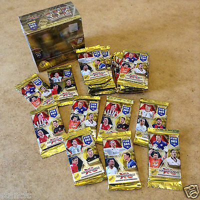 Panini Adrenalyn XL Fifa 365 2017 Trading Cards Official Sealed Packets New