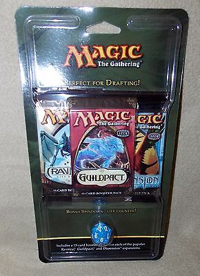 MTG Ravnica City of Guilds Guildpact Dissension Block Draft set Spindown booster