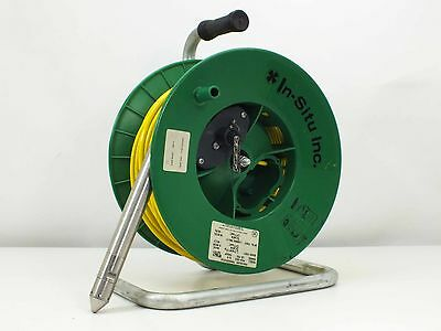In-Situ PDX-26010PSI 150FT Pressure Transducer with Cable Reel PXD-260