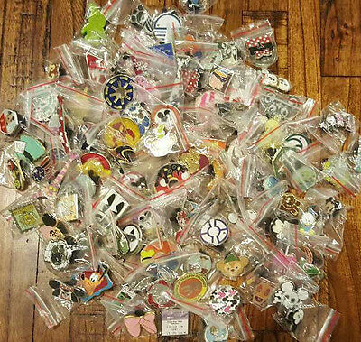 Disney Trading Pin 150 lot HM-RACK-LE-CAST Fastest Shipper in USA 100% tradable