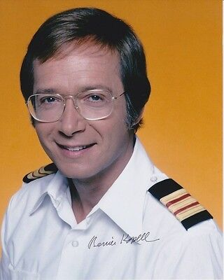 BERNIE KOPELL Signed THE LOVE BOAT DR. ADAM DOC BRICKER Photo w/ Hologram COA