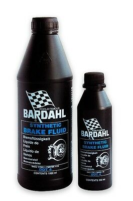Liquido Freni Bardahl Dot4 250Ml