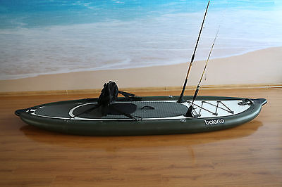 Bolerto Fishing inflateable Stand Up sup paddle board kayak raft Surf boards