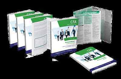 Level 1 CFA Schweser Notes Package (Brand New)