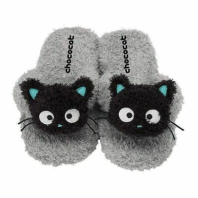 Sanrio Chococat Adult Slippers Size M Rare New with Tag
