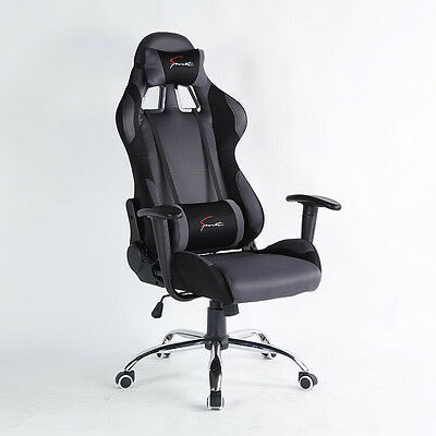 NEW Arrival Gray Office Chairs Gaming Chair Racing Seats Computer Chair Rocker