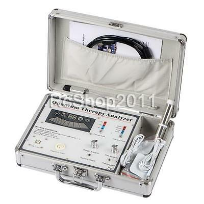 Healthy Quantum Body Analyzer Magnetic Resonance Massage Therapy Sub Health UK