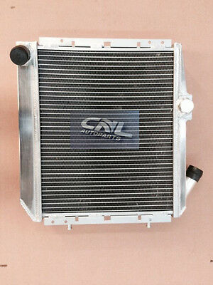50mm 2Row ALLOY RADIATOR RENAULT 5 SUPER 5/R5 9/11 1.4L GT TURBO MT 85-91