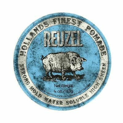 Reuzel Strong Hold Water Soluble Pomade High Sheen 113g