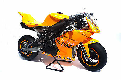 Blata Ultima W50 Pocketbike Midibike Racing Pocket Bike Blata 50cc Minimoto