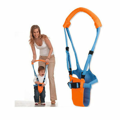 2016 Baby Toddler Kid Harness Bouncer Jumper Learn To Moon Walk Walker Assistant