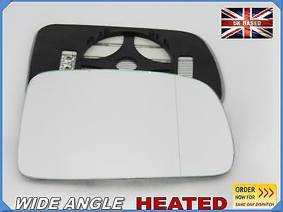 Honda CRV 1996-2006 Wing Mirror Glass Aspheric HEATED Right Side #JH005