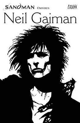 Sandman by Neil Gaiman (English) Hardcover Book Free Shipping!