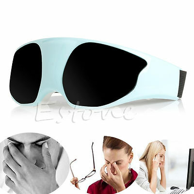 Electrical Magnetic Alleviate Fatigue Health Eye Care Relax Massager Forehead
